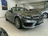 gebraucht Mercedes 220 C4M Cabriolet AMG+KAMERA+NAVI+19ZOLL+LED