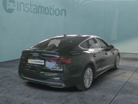 gebraucht Audi A5 Sportback A5 advanced 50 TDI quattro ACC Navi