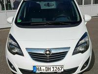 gebraucht Opel Meriva 1.4 Edition, 81.500 km, 1.Hd., unfallfrei