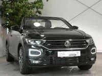 gebraucht VW T-Roc Cabriolet 1.5 TSI R-Line NAVI AHK LED RFK SHZ PDC