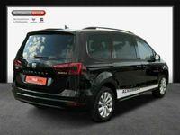 gebraucht Seat Alhambra 2.0 TDI Eco Style 7-SITZER AHK NAVI PDC Dyn. Kurve