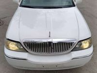 gebraucht Lincoln Town Car Stretchlimousine MwSt ausweisbar