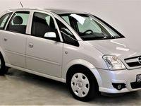 gebraucht Opel Meriva A 1.6 105 PS Edition Klimaanlage AUX-IN