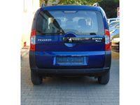 gebraucht Peugeot Bipper Tepee 75 Klima Dachreling 2 Schiebetüren