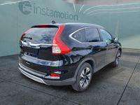 gebraucht Honda CR-V CR-V1.6i DTEC 4WD AT Executive LEDER AHK NAVI GD PDC