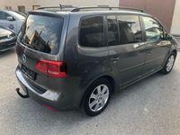 gebraucht VW Touran Comfortline Plus 1,6TDI - AHK - 7 Sitzer