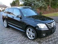 gebraucht Mercedes GLK320 CDI 4Matic+NAVI Comand/DVD+Sportpaket