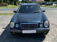 gebraucht Mercedes E240 Elegance TÜV NEU Klima Sitzheizung