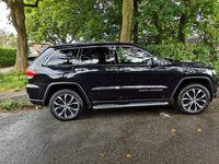 gebraucht Jeep Grand Cherokee 3.0I Multijet Limited +