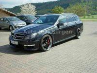"gebraucht Mercedes C63 AMG AMG T Drivers+Performance Paket 560 PS 20"""