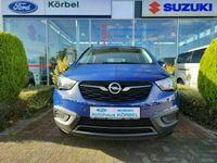 gebraucht Opel Crossland X 1.2l Edition*Komfort*AHK*PDC*SITZH*