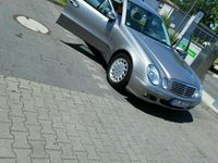 gebraucht Mercedes E220 CDI Automatik Top Zustand
