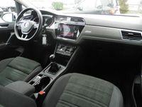 gebraucht VW Touran 2.0 TDI 7-Sitze Navi LED AHK Standheizung