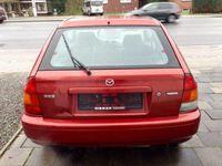 gebraucht Mazda 323 P 1.4, TÜV NEU, 1 JAHR GEWÄHRLEISTUNG