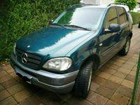 gebraucht Mercedes ML230 4x4 bj98