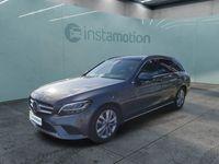 gebraucht Mercedes C220 C 220d T 9G*Avantgarde*Distr*LenkA *Pano*LED*Kamera*groίesNavi*uvm.