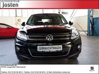 gebraucht VW Tiguan 4Motion 2.0 TSI Navi Climatronic Alcantara