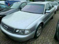 gebraucht Audi A8 2.8 V6 Schalter*Leder*Klima*LPG*