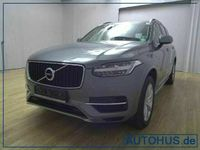 gebraucht Volvo XC90 D5 AWD Momentum Navi LED DigiTach Ahk Rfk