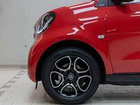 gebraucht Smart ForTwo Coupé passion turbo twinamic/Navi/Kamera Klima