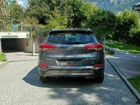 gebraucht Hyundai Tucson 1.7d Allrad Automatik 2015