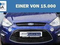 gebraucht Ford S-MAX 2.0 TDCi Titanium Xenon/Navi/PDC