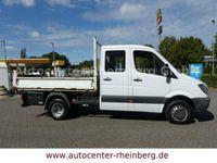 gebraucht Mercedes Sprinter II Pritsche/DoKa 513 CDI 3 Seitenkipper