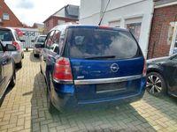 gebraucht Opel Zafira B 1.9 CDTI * 7 Sitzer * TÜV * Klima * AHK * 6 Gang