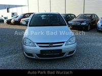 gebraucht Opel Corsa C Edition KLIMA + EURO-4 KAT + 2.HAND