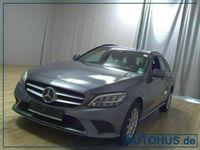 gebraucht Mercedes C200 T d Navi LED Kamera Ahk Park-Assist