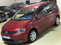 gebraucht VW Touran TDI1.6 DPF DSG COMFORTL AHK Climatronic