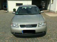 gebraucht Audi A3 1.6, Garagenwagen