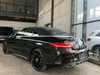 "gebraucht Mercedes C180 Cabrio AMG-Line 9G-T LED Navi Kamera 19"""