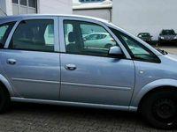 gebraucht Opel Meriva Edition Klima Gas
