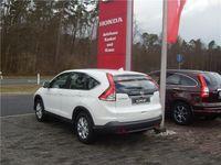 """gebraucht Honda CR-V 1.6i DTEC 2WD """"K&K Limited"""" Navi/Kamera/Bluetooth"""