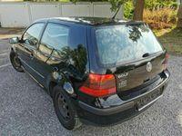 gebraucht VW Golf IV Schwarz