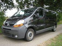gebraucht Renault Trafic 2.5 dCi L2H1 Combi 9-Sitzer