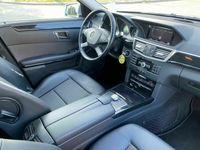 gebraucht Mercedes E350 4Matic*AVANTGARDE*Autom*Navi*Leder*Xeno
