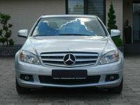 gebraucht Mercedes C180 Kompressor Automatik (Leder, Sitzheizung)