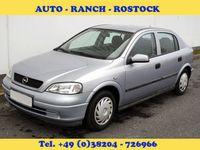 gebraucht Opel Astra G 1.6 EDITION 100 KLIMA / ALUS / D 3 / 5 trg