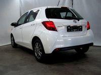 gebraucht Toyota Yaris 1,33 5-Türer Edition-S Safety-Sense