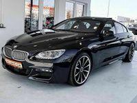 gebraucht BMW 650 i Gran Coupe xD M-Sport 360°/ACC/Stdhz./Pano als Sportwagen/Coupé in Dresden