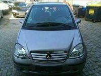 gebraucht Mercedes A160 Elegance Automatik Klima TÜV 04/20