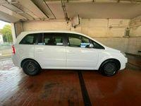 "gebraucht Opel Zafira B Innovation ""110 Jahre"" HU neu"