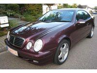 gebraucht Mercedes CLK320 Coupe, Avantgarde nur 40500 km, Vollausstattung