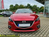 gebraucht Mazda 3 SKYACTIV-G 120 Center-Line PDC NAVI AHK TOP!