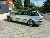 gebraucht BMW 330 i M-Paket/Xenon/Elektr.Sitze/Schiebedach/Shz
