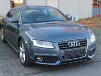 gebraucht Audi A5 Coupe´´S-LINE´´NAVI''LEDER''XENON''KAMERA''
