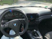 gebraucht BMW 328 E46 i Touring LPG an Bastler als Kombi in Querfurt