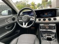 gebraucht Mercedes E400 4Matic T 9G-TRONIC AMG Line